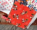 Aktion Topflappen - Sujet Minnie Mouse